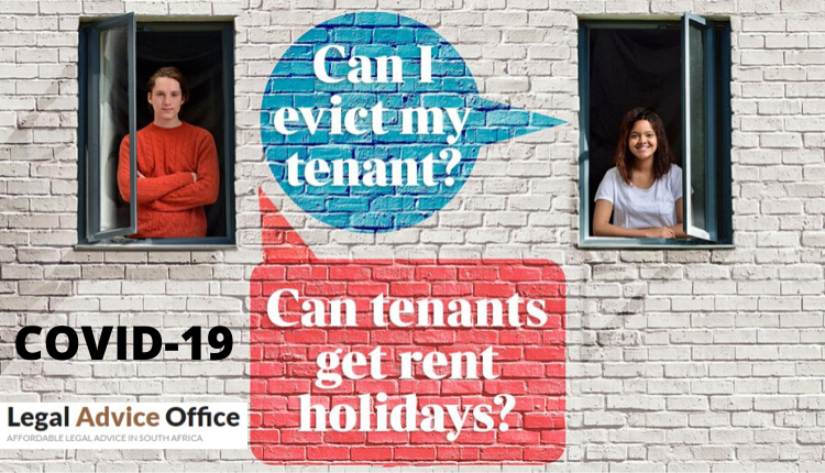 COVID 19 landlords tenants