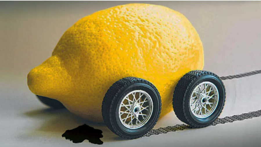 Lemon vehicle web