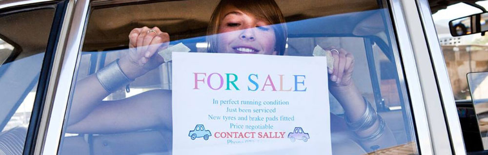 car sally sell car privately