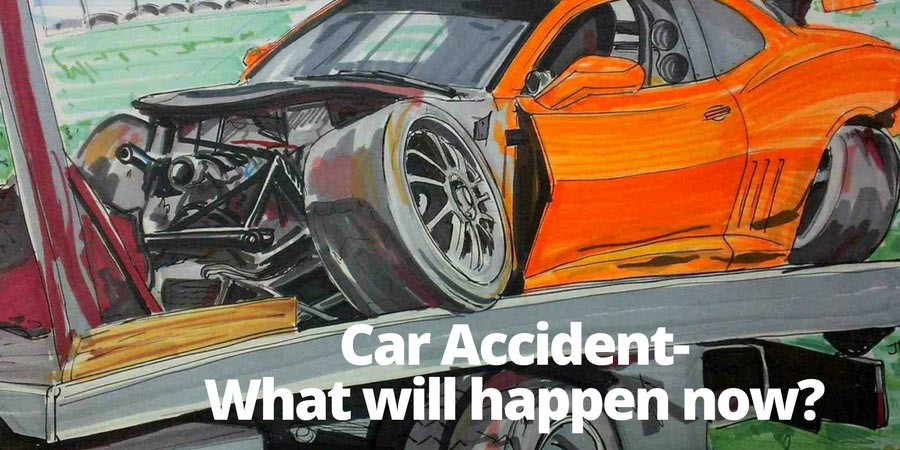 Car Accident What will happen now
